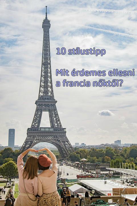 10 stílustipp – Mit érdemes ellesni a francia nőktől?